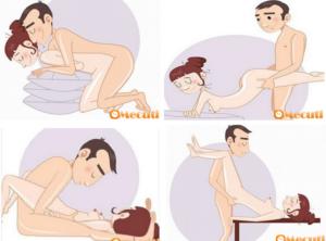 Các tư thế quan hệ dễ thụ thai, cách quan hệ để dễ thụ thai