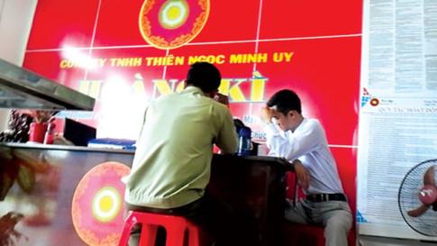 Chấm dứt hoạt động bán hàng đa cấp của Thiên ngọc Minh Uy